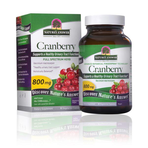 Cranberry Veggie Capsules