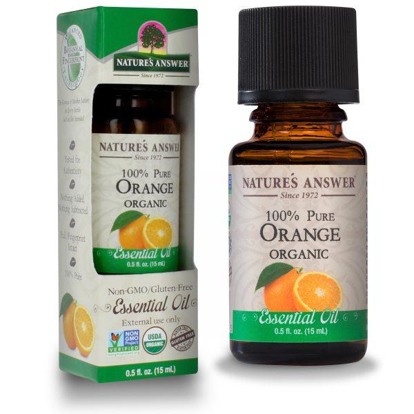 Orange Essential Oil Organic