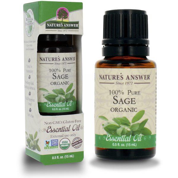 Sage Essential Oil Organic