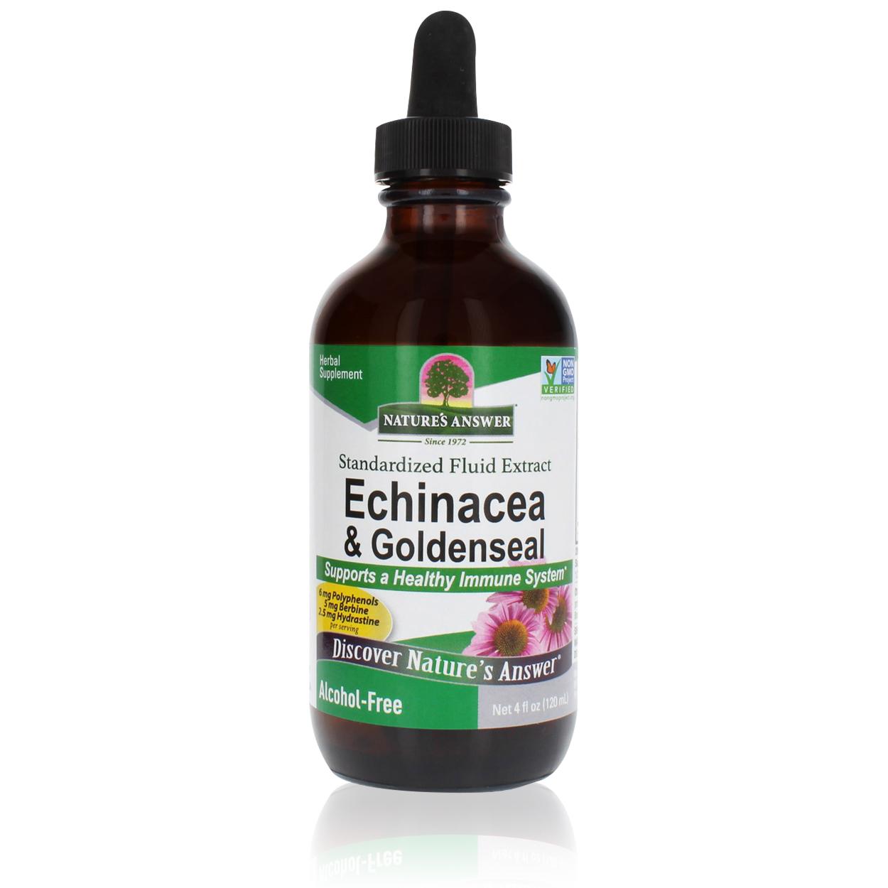 Echinacea/Goldenseal Capsules