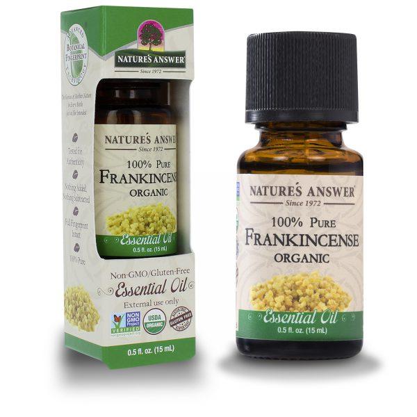 Frankincense Essential Oil