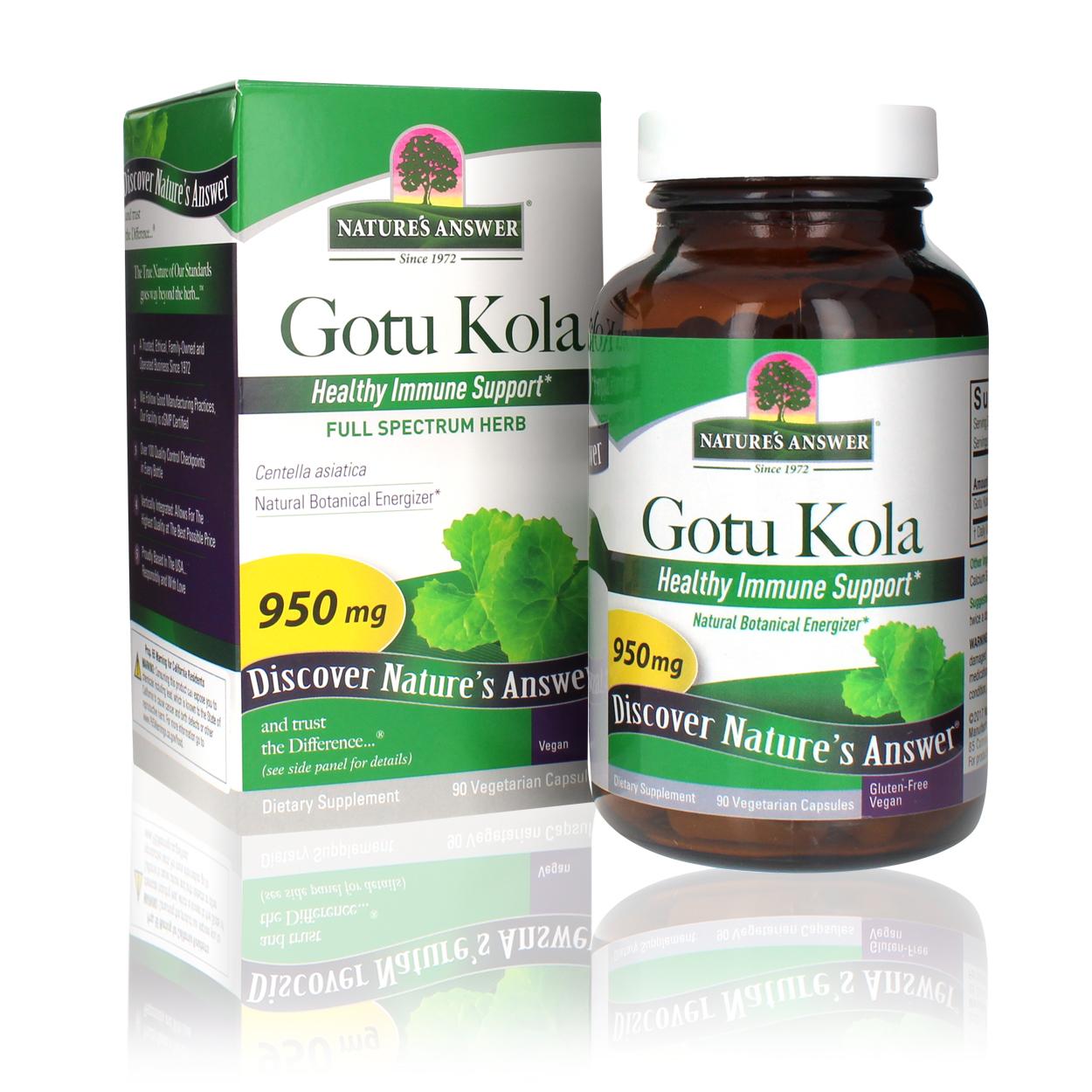 Gotu Kola Herb