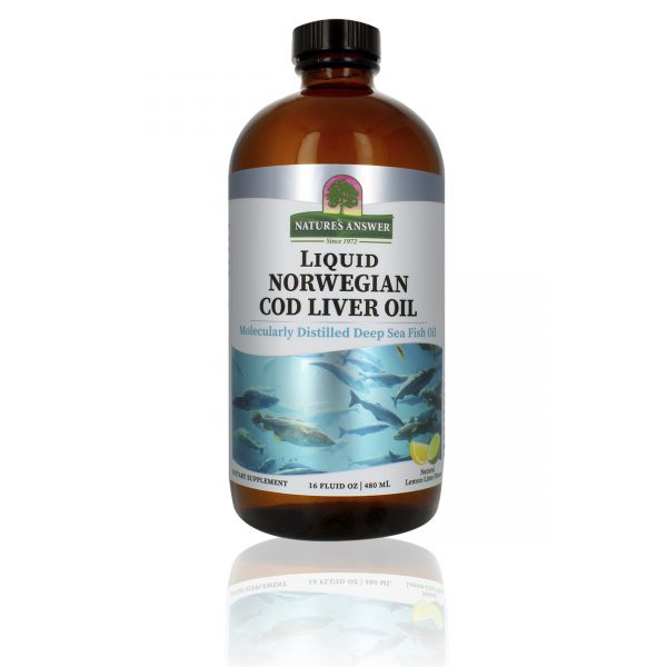 Liquid Cod Liver Oil