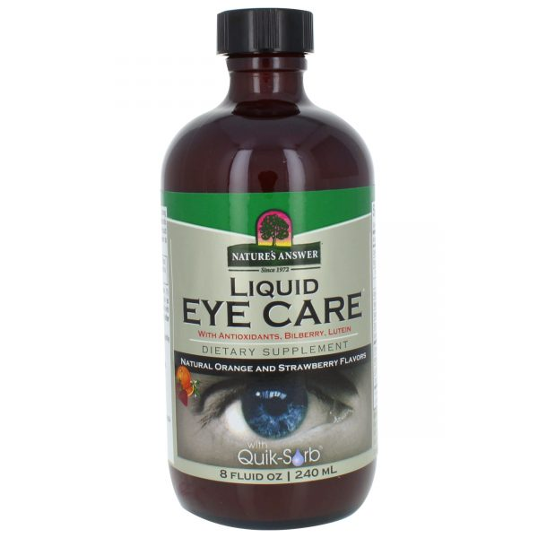 Eye Care Formula