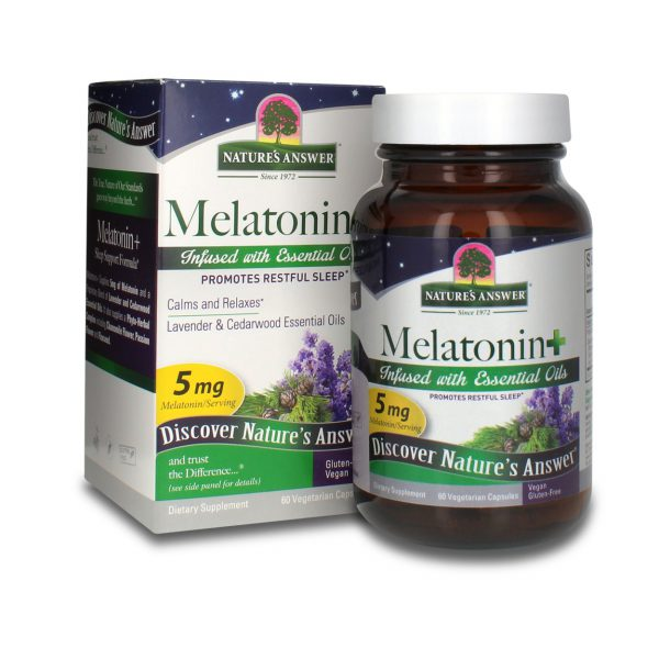 Melatonin Herb