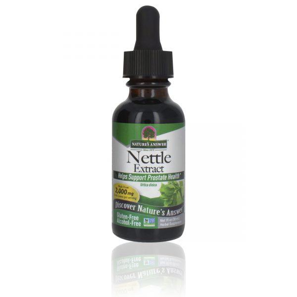 Nettle Leaf Alcohol Free