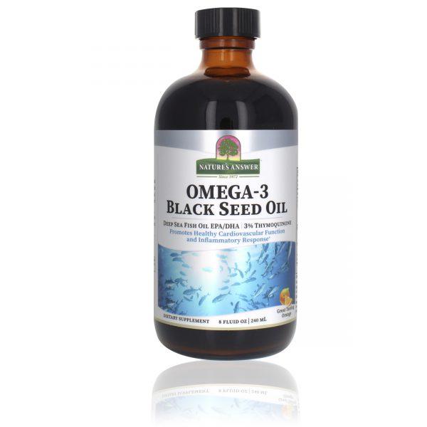 Omega-3 Black Seed Oil
