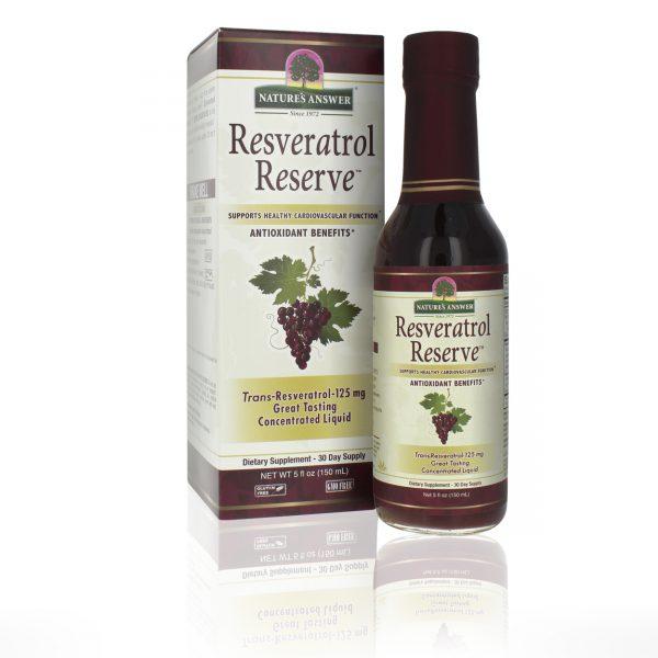 Resveratrol Reserve Liquid