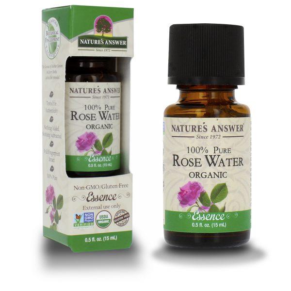 Rosewater Essential Oil