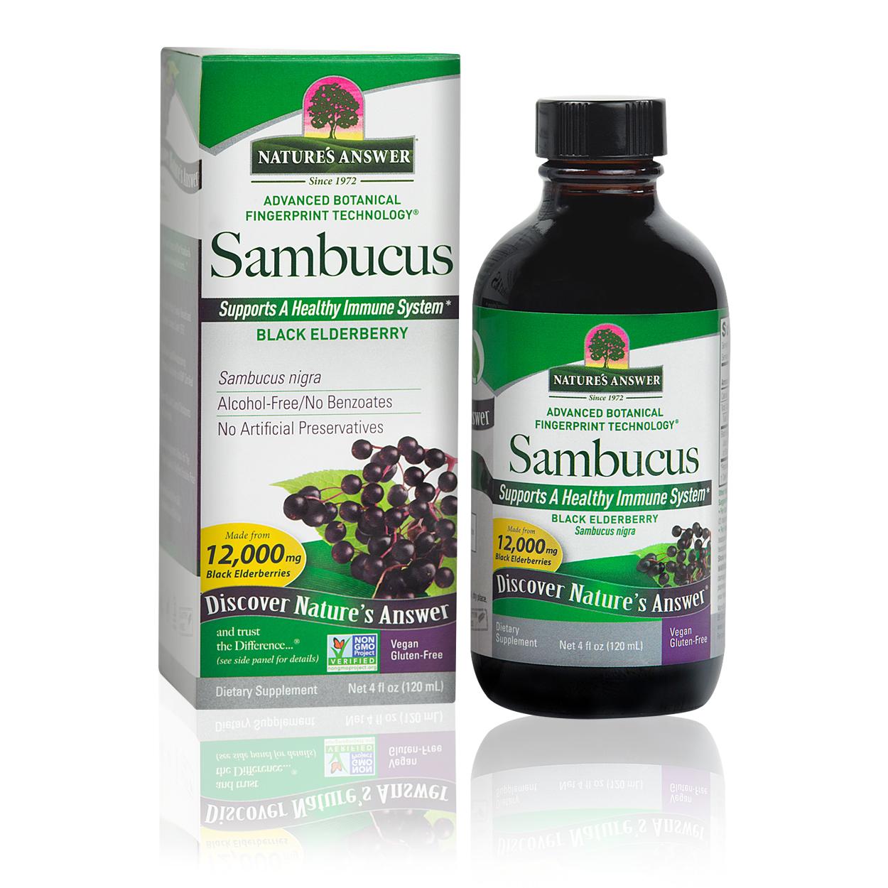 Sambucus Original 4oz