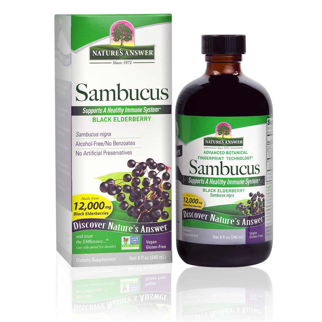 Sambucus