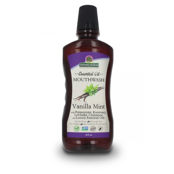 Essential Oils Vanilla Mint