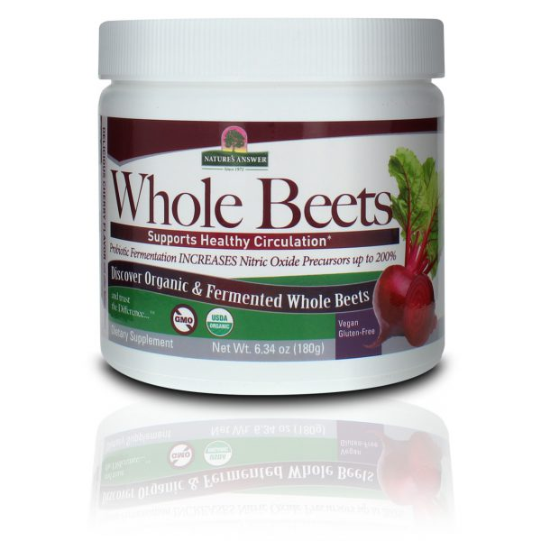 Fermented Whole Beets