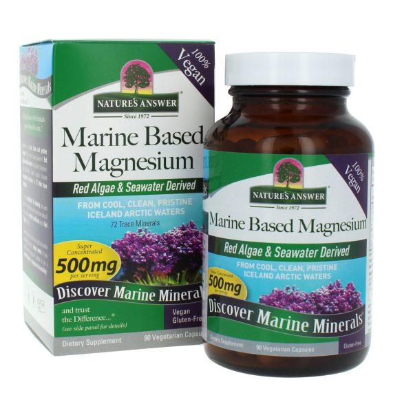 Marine Based Magnesium